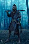 Dian warrior by JFoliveras