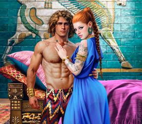 Alexander and Roxana