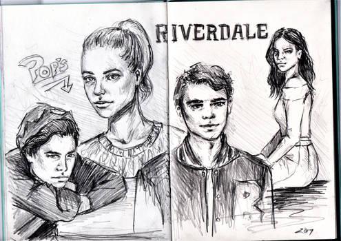 Riverdale Sketch