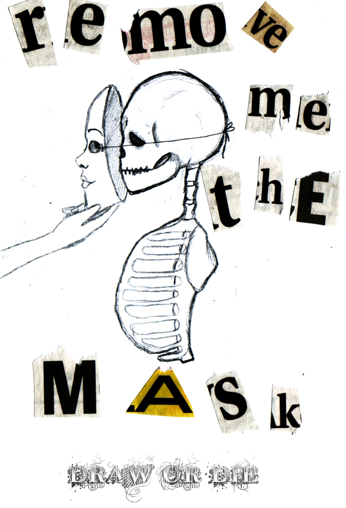 remove me the mask by punk drawordie on deviantart