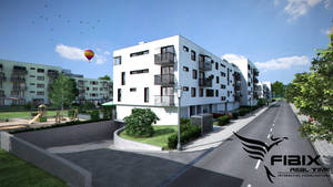 Residential housing complex