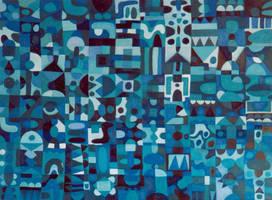 eight eleven blue by ultramaniac
