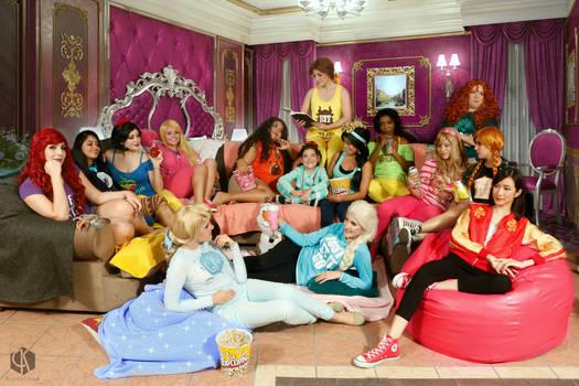 Disney Princess - Wreck it Ralph 2
