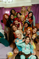 Wreck it Ralph 2 - Disney Princess by Kioky-Chan