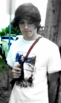 Nathan being emo XD