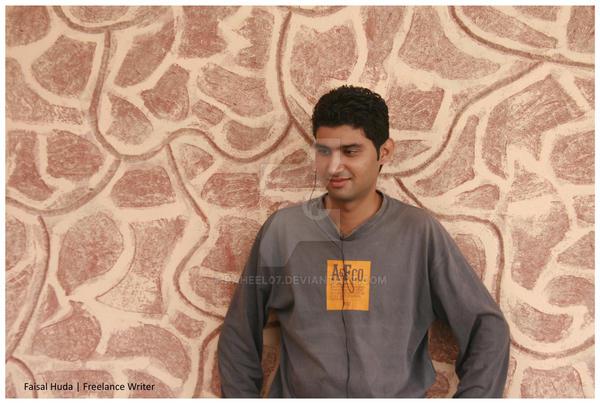Faisal Huda by raheel07