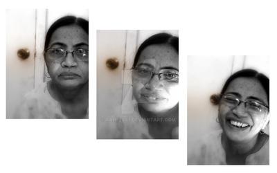 Mom by raheel07