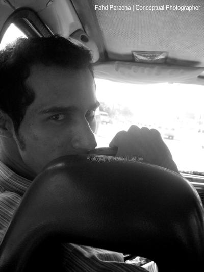 Fahd Paracha by raheel07