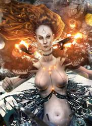 Cyberpunk by Deeedge