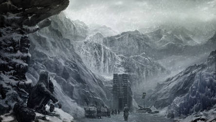Winter fortress