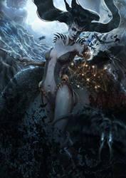 Outcast Odyssey Witch by Deeedge