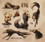 King - The owl house