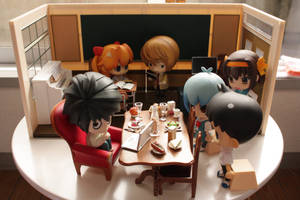 My Nendroid Doll House by michigaki