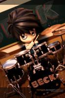 BECKKKK - L on Drums by michigaki