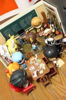 My Nendroid Corner now... by michigaki