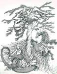 Tree of Death by Sydney-Carton