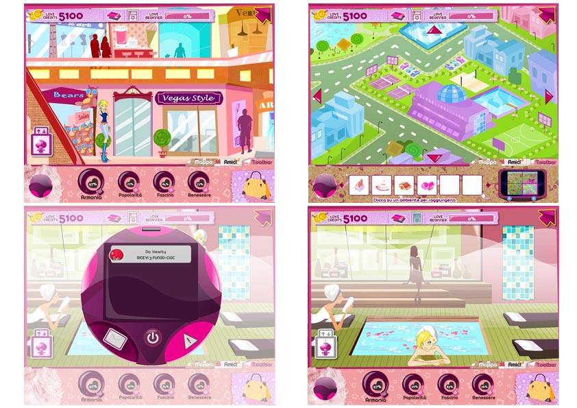 Character Design Progettazione Dei Personaggi Pdf : Qpiz love is a game screenshot by fibi on deviantart