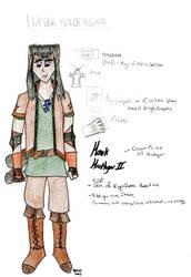 Hawk Hrothgar Ref