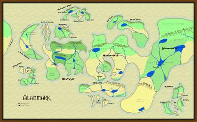 Alanmark Map WIP