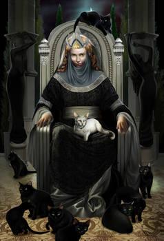 Ten cats of Queen Beruthiel