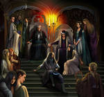 The royal court of Thingol