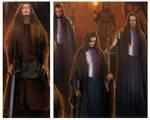 Fragment.Haleth,Caranthir and his elves.