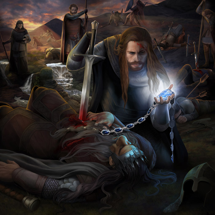 Death of the Lord of Nogrod
