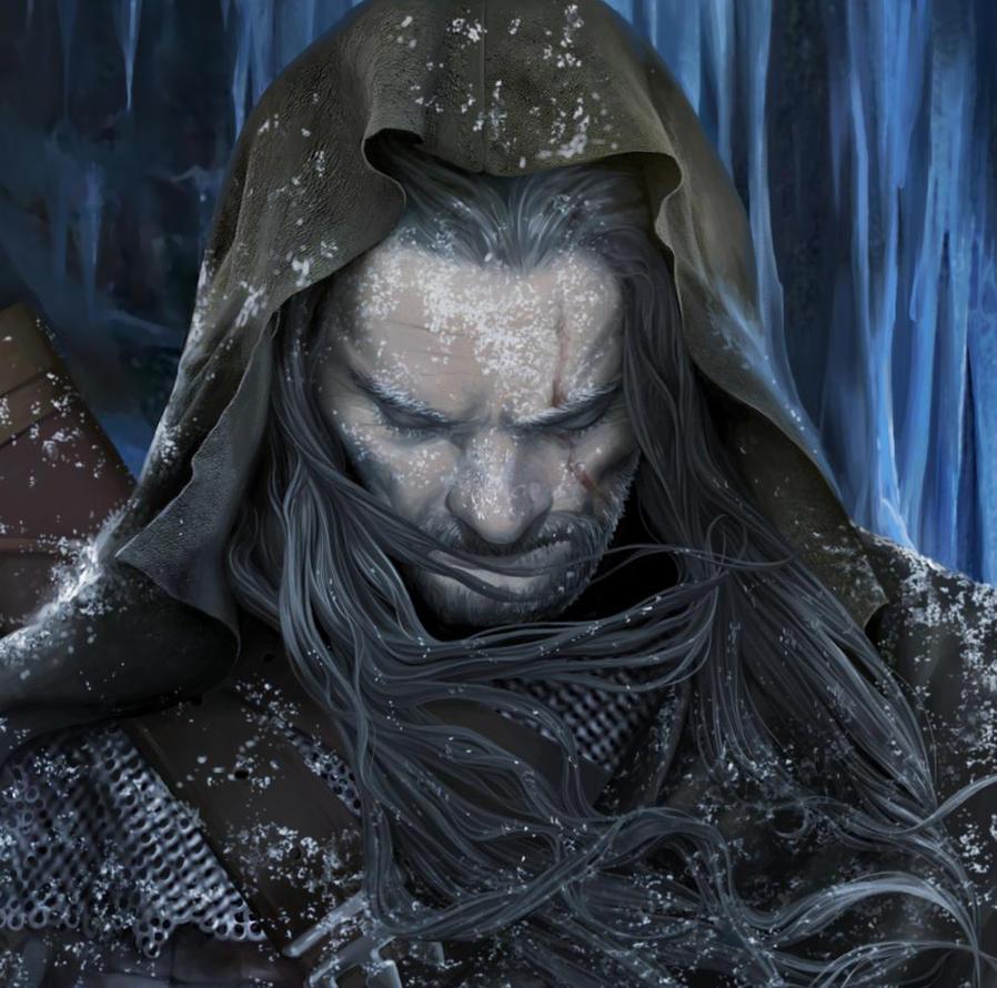 Geralt. by steamey