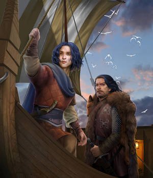 Griff and Aegon