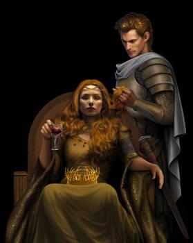 Jaime and Cersei