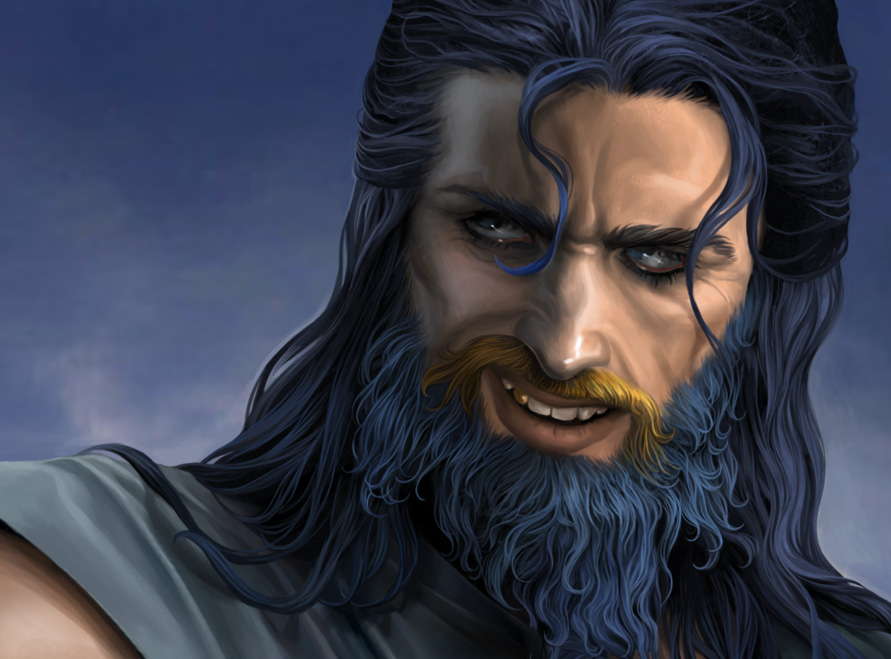 Daario Naharis.Fragment by steamey on DeviantArt Daario Naharis