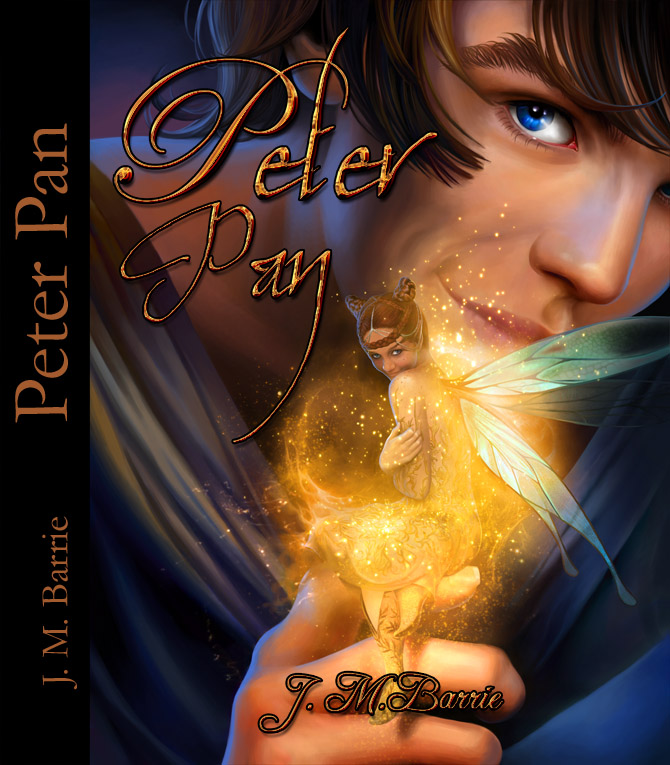 Peter Pan cover by steamey