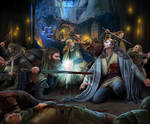 Death of Thingol