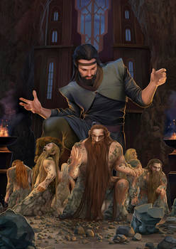Fathers of the Dwarves