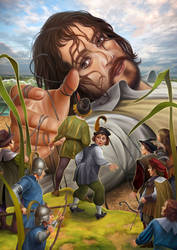 Gulliver's Travels by steamey