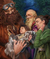 Harry Potter and the Philosopher's Stone (Ch. 1) by steamey