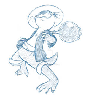 Luffy Bernard (Yoshitura)