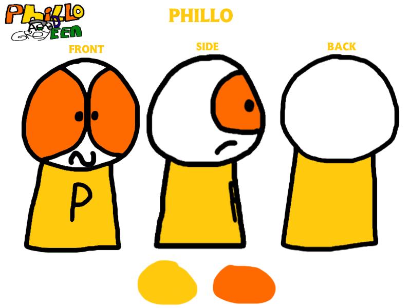 Phillo Turn-Around Ref by Waltman13