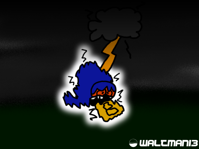 Lightning Shock by Waltman13