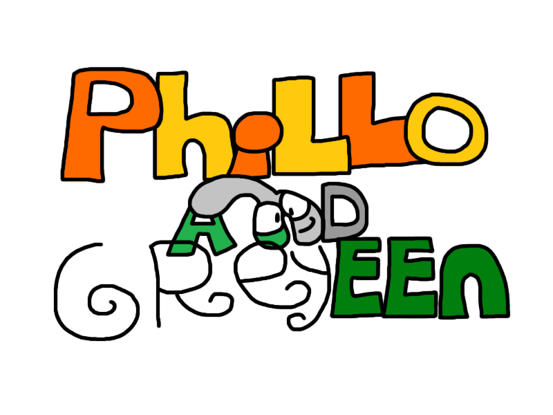 Phillo And Greyeen logo remake by Waltman13