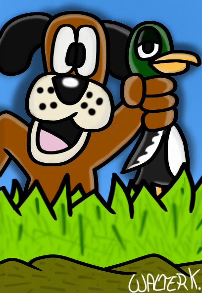 Duck Hunt by Waltman13