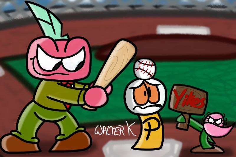 Baseball by Waltman13