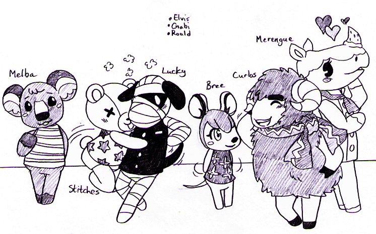acnl how to get villagers to move out