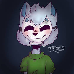 under the mask (furry)