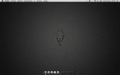 My desktop by PrincesaAzul