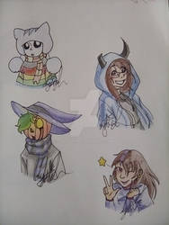 5 Hour Boredom Requests 1