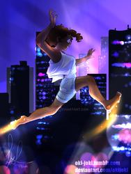 Leap of Faith [OC]