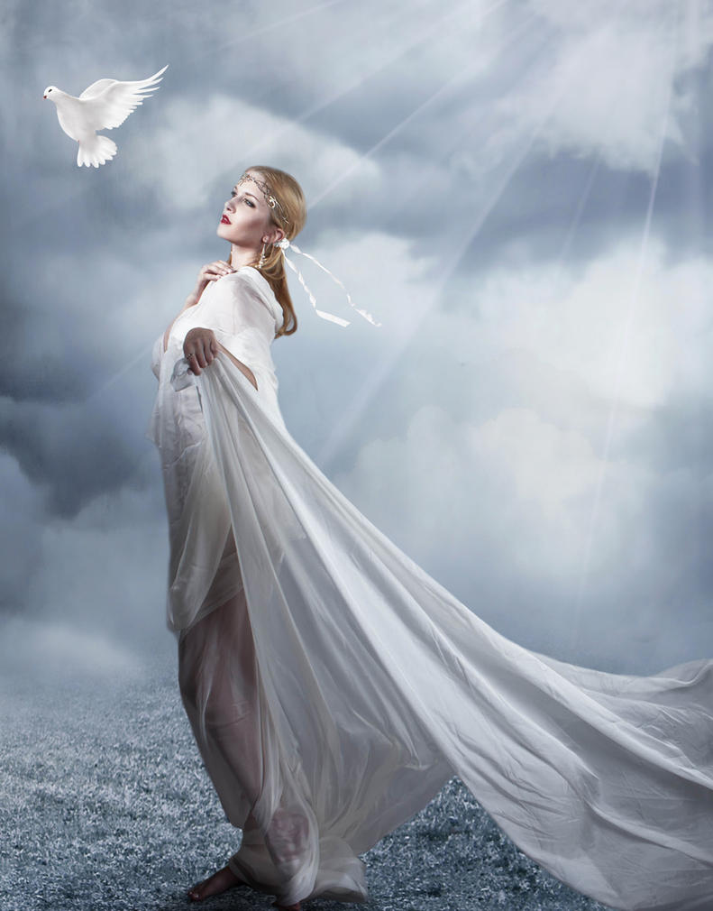 Free Spirit by Melanie-J-Howle