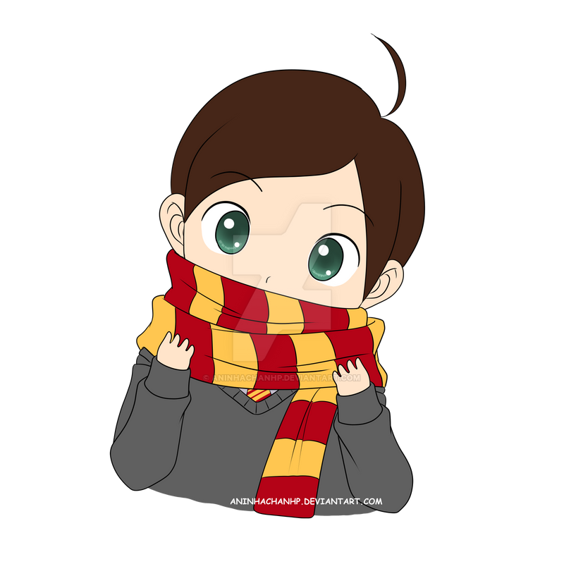 Harry Potter OC By Aninhachanhp On