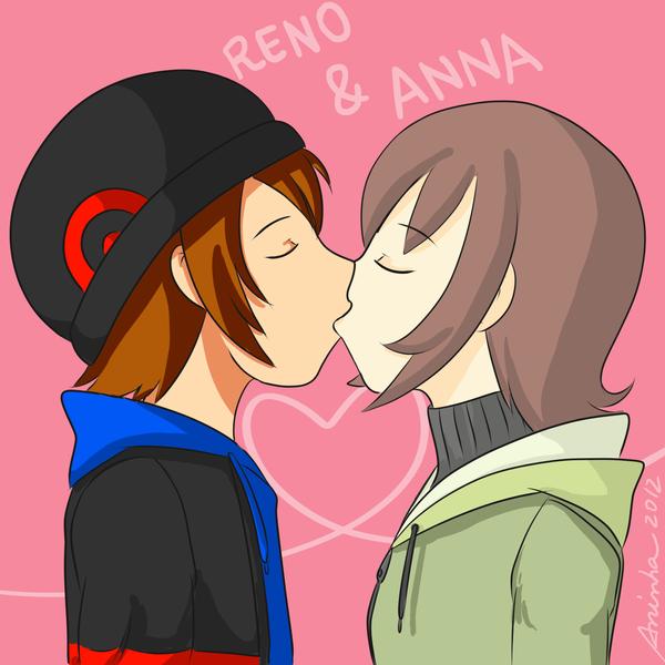 Feliz dia dos namorados Anna e Reno by aninhachanhp